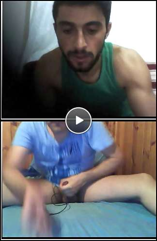 gay feet webcam video