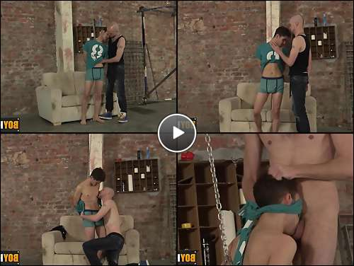 naked gay sucking video